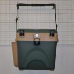 Зимний ящик  Пластиковый с термометром. Характеристики.