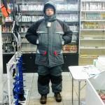 Зимний костюм Alaskan Polar+. Характеристики.