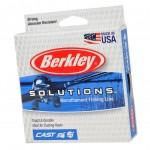 Леска монофильная Berkley Solutions. Характеристики.