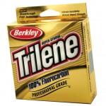 Леска флюокарбоновая Berkley Trilene 100% Fluorocarbon. Характеристики.